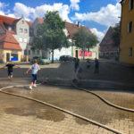 Kinderfeuerwehr Wemding: Wasserwerfer