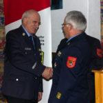 40 Jahre aktiver Feuerwehrdienst: KBM Bernhard Mayer