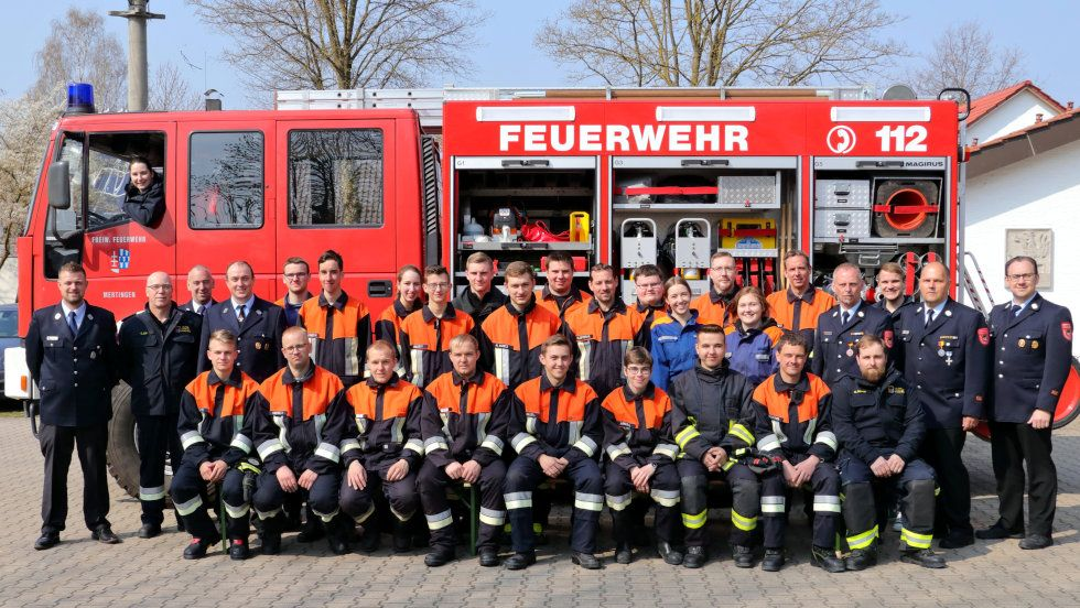 MTA Zwischenprüfung in Mertingen im April 2019
