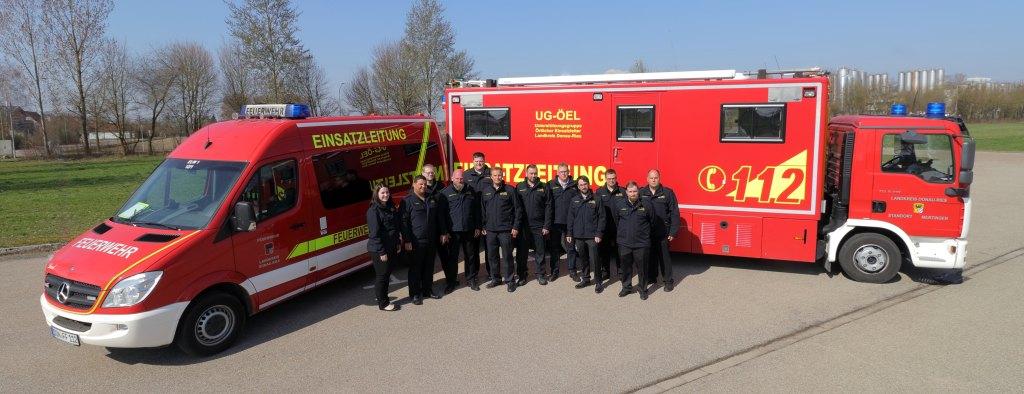 Unterstützungsgruppe Örtlicher Einsatzleiter (UG-ÖEL) Donau-Ries